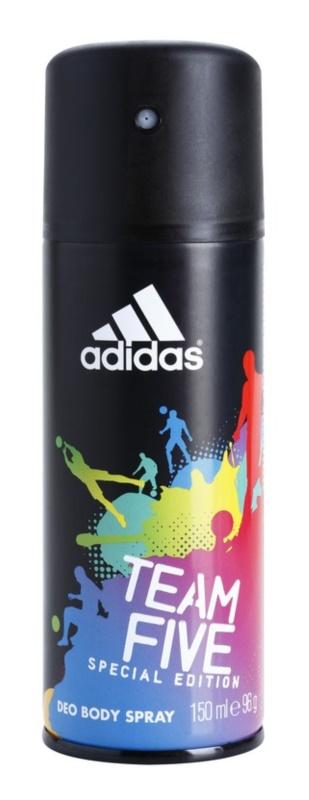 Adidas Team Five Deo Spray for Men 150 ml