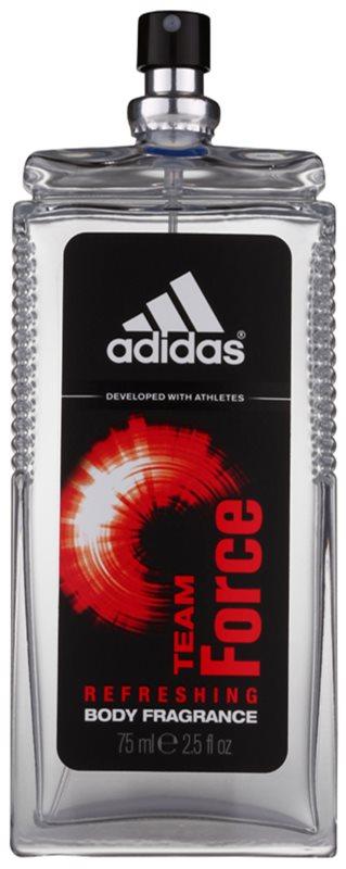 Adidas Team Force Körperspray für Herren 75 ml