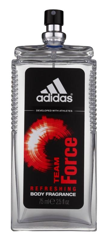 Adidas Team Force spray pentru corp pentru barbati 75 ml