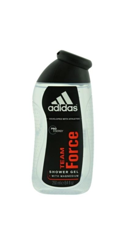 Adidas Team Force gel de ducha para hombre 250 ml