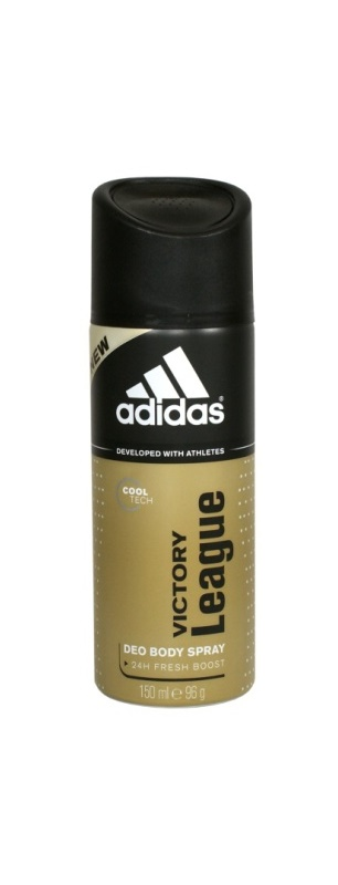 Adidas Victory League Deo Spray voor Mannen 150 ml
