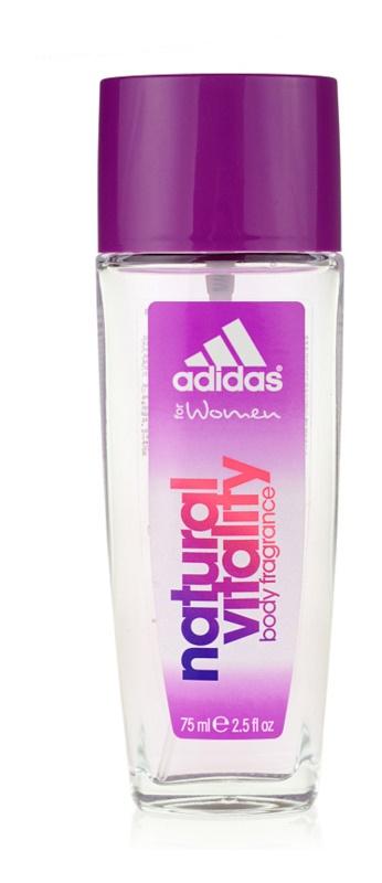 Adidas Natural Vitality deodorant s rozprašovačom pre ženy 75 ml