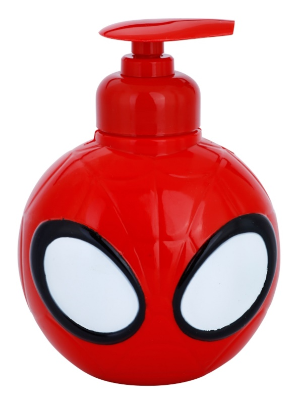 Admiranda Ultimate Spider-Man 3D tekuté mydlo pre deti
