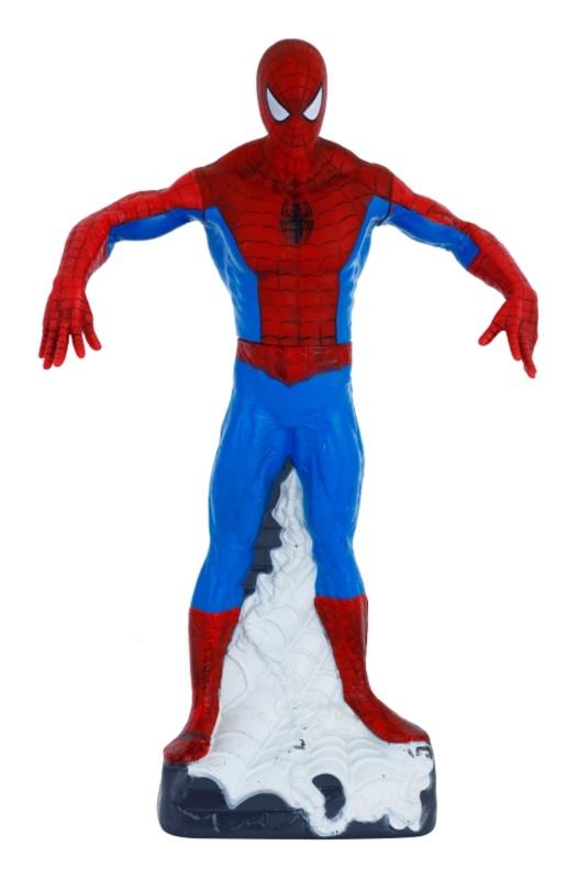Admiranda Ultimate Spider-Man 3D espuma de baño para niños