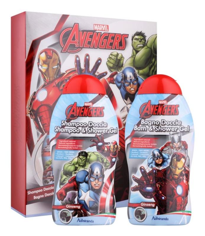 Admiranda Avengers poklon set I.