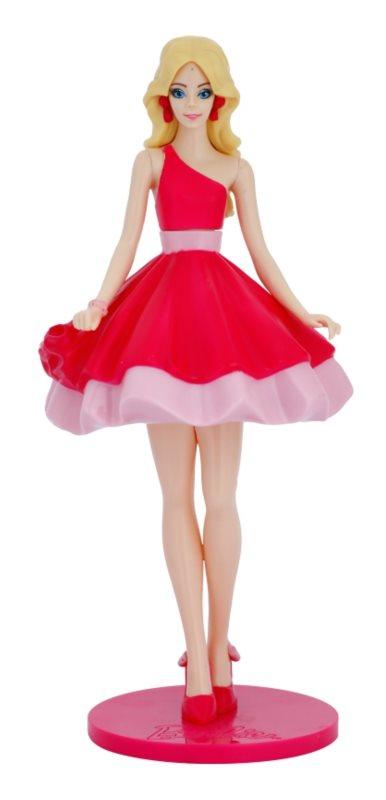 Admiranda Barbie 3D bain moussant et gel douche 2 en 1 pour enfant