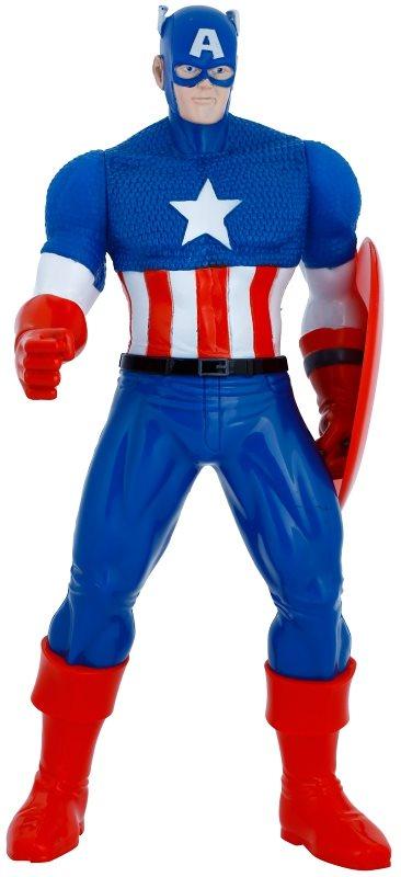 Admiranda Avengers Captain America 3D 2 in 1 spuma de baie si gel de dus pentru copii