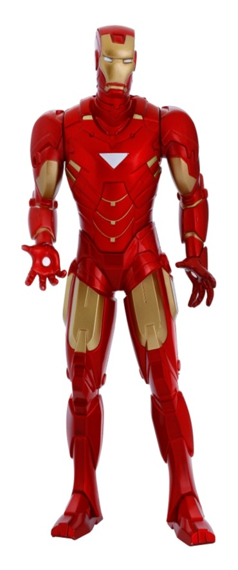 Admiranda Avengers Iron Man 2 3D mousse pour le bain pour enfant