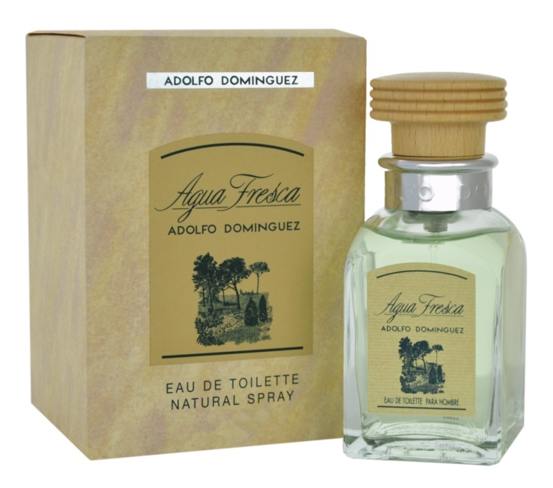 Adolfo Dominguez Agua Fresca Eau de Toilette for Men 120 ml