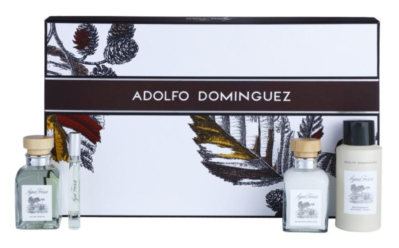 Adolfo Dominguez Agua Fresca Gift Set VII.