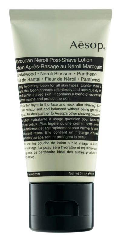 Aésop Skin Maroccan Neroli Post-Shave Lotion