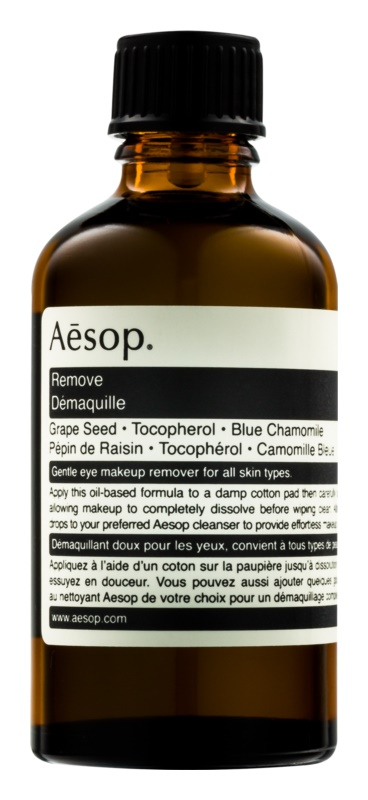 Aēsop Skin Eye Make-up Remover Soothing Eye Makeup Removing Oil