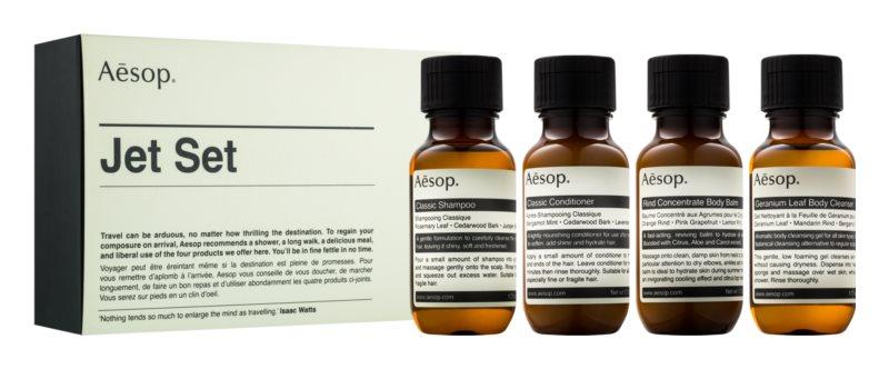 Aésop Jet Set Cosmetic Set I.