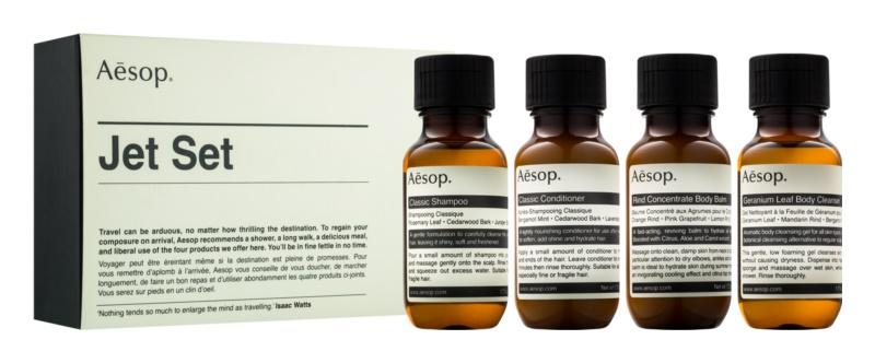 Aésop Jet Set Kosmetik-Set  I.