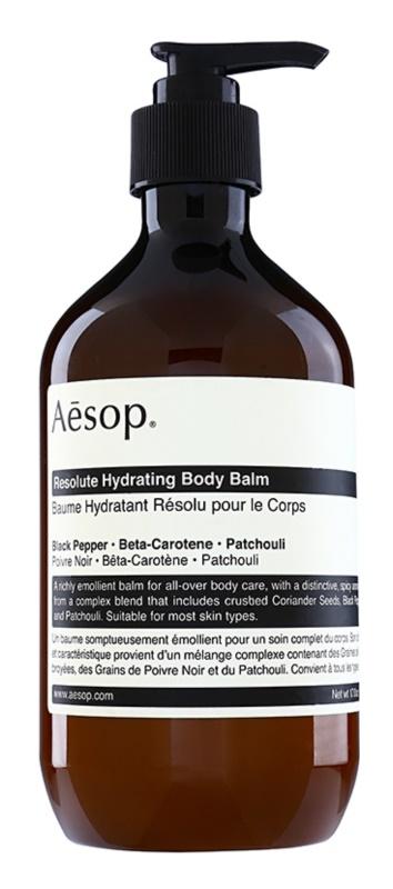 Aésop Body Resolute Hydrating zvláčňující tělový balzám