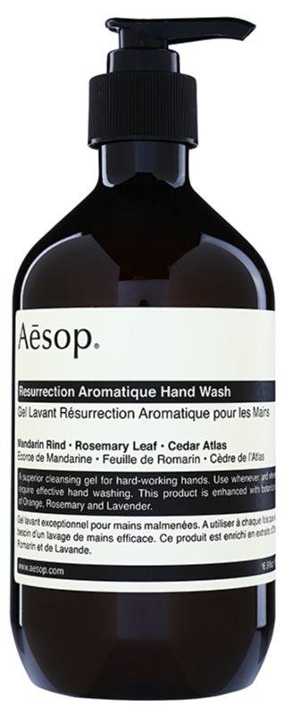 Aēsop Body Resurrection Aromatique čistiace tekuté mydlo na ruky