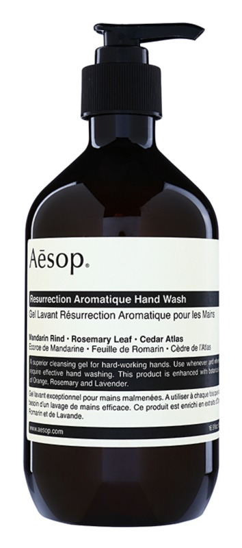 Aēsop Body Resurrection Aromatique Hand Wash
