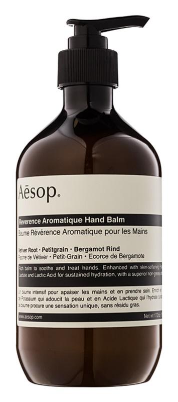 Aēsop Body Reverence Aromatique hidratantni balzam za ruke