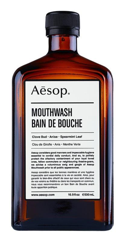 Aésop Dental освіжаюча рідина для полоскання рота