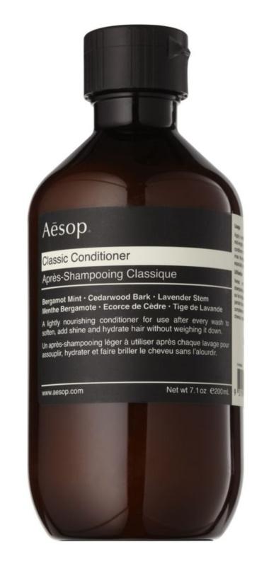 Aésop Hair Classic après-shampoing nourrissant pour tous types de cheveux
