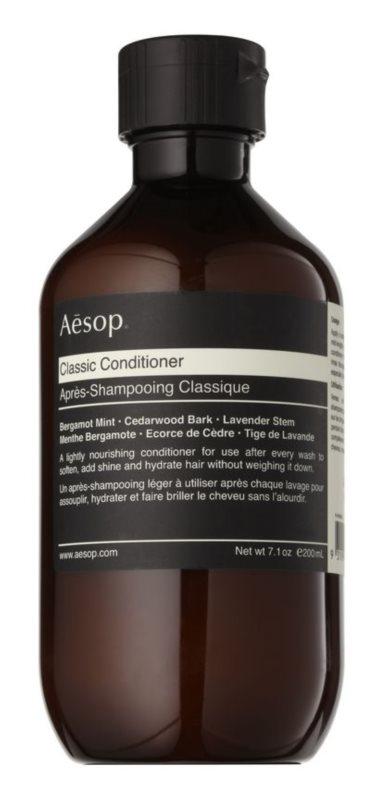 Aésop Hair Classic Voedende Conditioner  voor Alle Haartypen