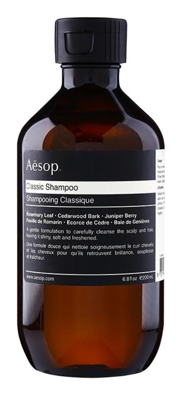 Aésop Hair Classic finom állagú sampon minden hajtípusra