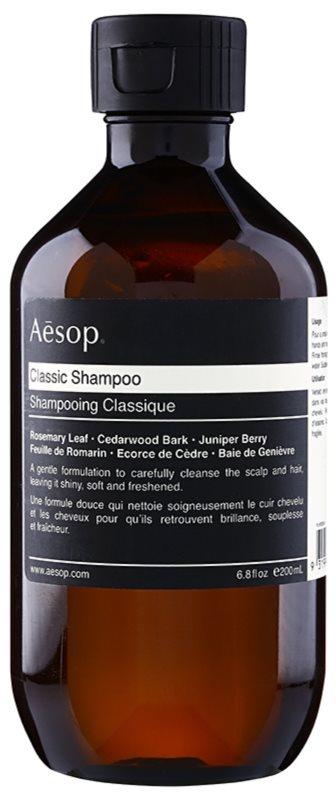 Aésop Hair Classic м'який шампунь для всіх типів волосся