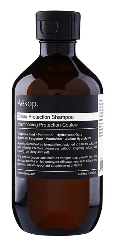 Aésop Hair Colour sampon a szín védelméért