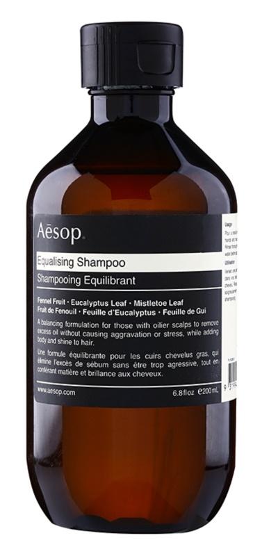 Aēsop Hair Equalising šampon pro obnovení rovnováhy pokožky hlavy