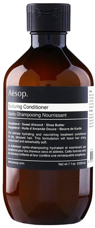 Aēsop Hair Nurturing acondicionador nutritivo para cabello seco, dañado y químicamente tratado
