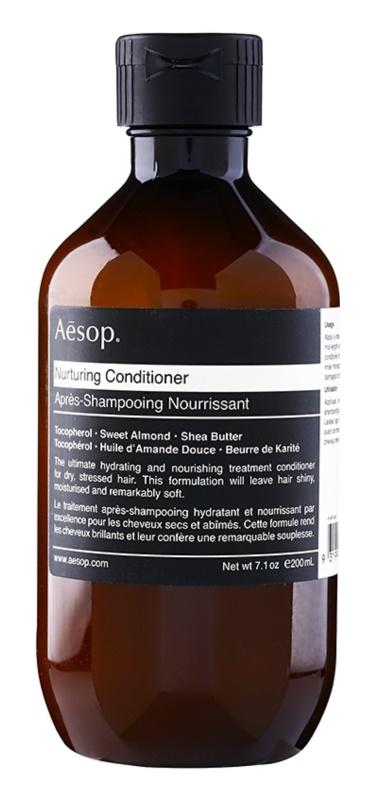 Aēsop Hair Nurturing odżywka odżywiająca do włosów suchych, zniszczonych i po zabiegach chemicznych