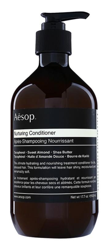 Aēsop Hair Nurturing vyživující kondicionér pro suché, poškozené a chemicky ošetřené vlasy