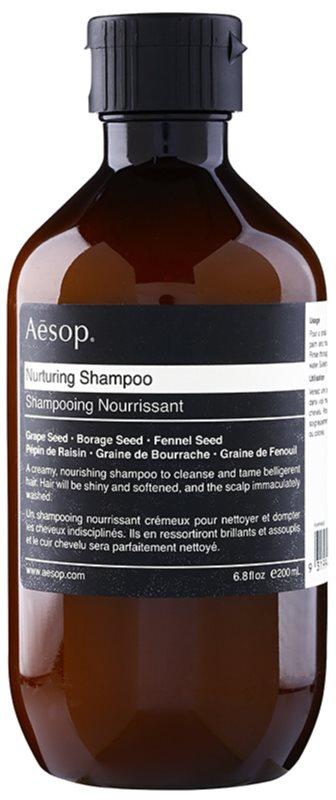 Aésop Hair Nurturing výživný šampón pre nepoddajné vlasy