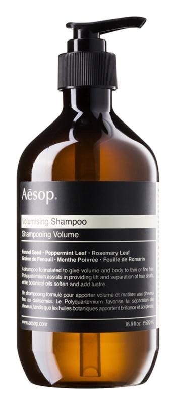 Aésop Hair Volumising objemový šampón pre jemné vlasy