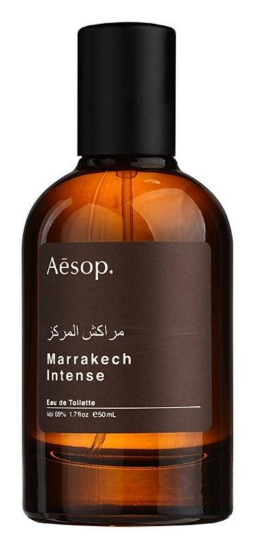 Aēsop Marrakech Intense eau de toilette unissexo 50 ml