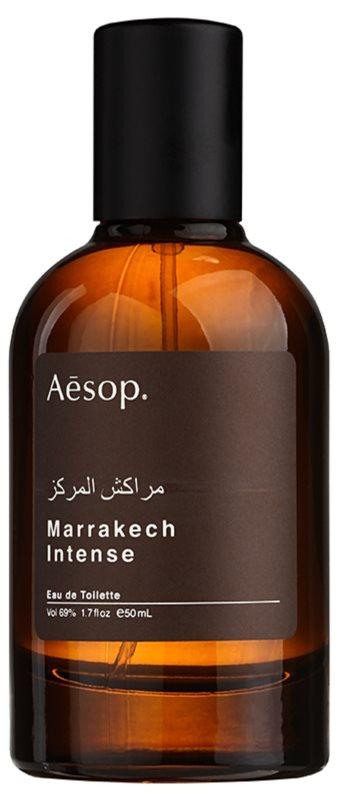 Aēsop Marrakech Intense toaletní voda unisex 50 ml
