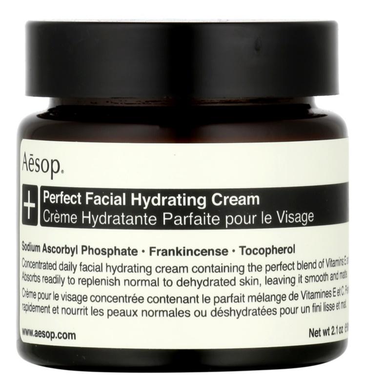 Aésop Skin Perfect cremă hidratantă pentru piele normală spre deshidratată