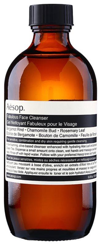 Aésop Skin Fabulous Reinigingsgel voor Gevoelige en Droge Huid