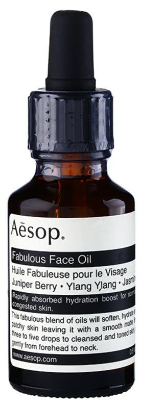Aésop Skin Fabulous ulje za lice za intenzivnu hidrataciju
