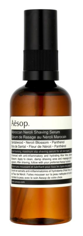 Aésop Skin Maroccan Neroli sérum na holení