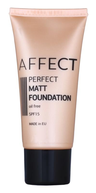 Affect Perfect Matt langanhaltendes Make-up LSF 15