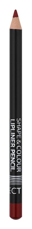 Affect Shape & Colour crayon contour lèvres