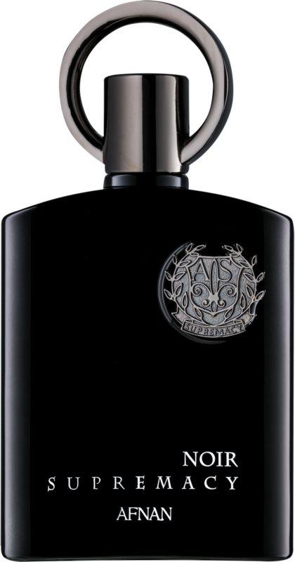 Afnan Supremacy Noir eau de parfum mixte 100 ml