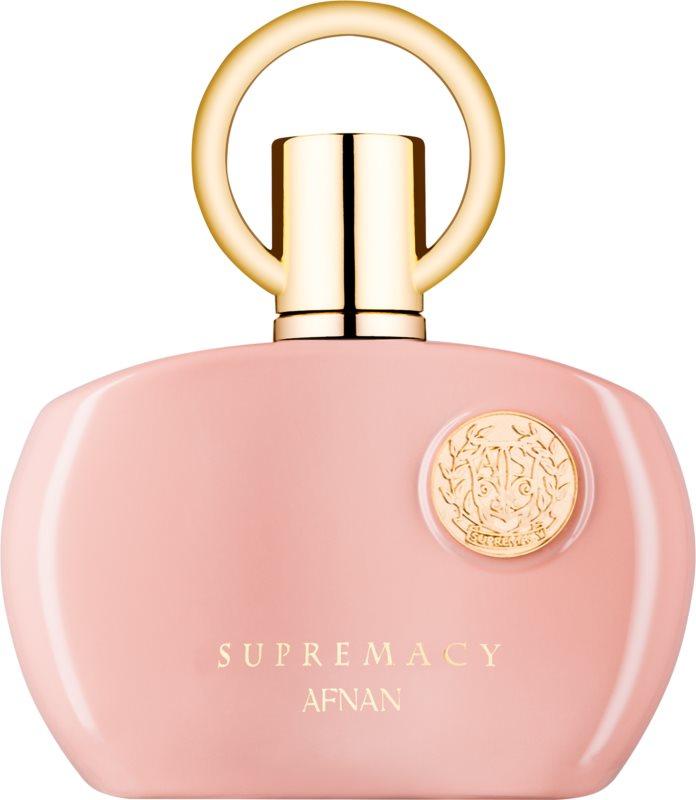 Afnan Supremacy Pour Femme Pink woda perfumowana dla kobiet 100 ml