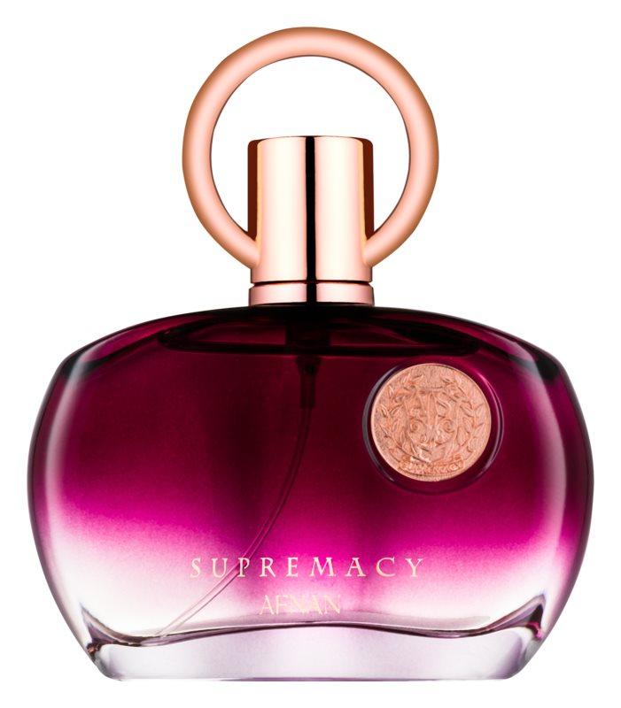 Afnan Supremacy Pour Femme Purple eau de parfum pour femme 100 ml