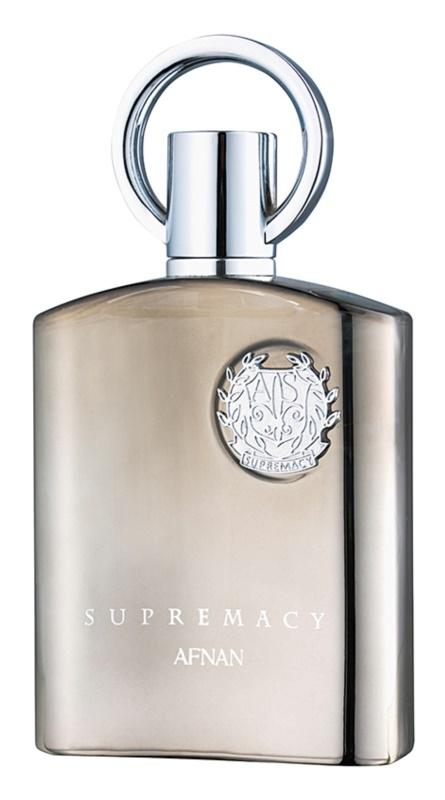 Afnan Supremacy Silver Eau de Parfum Herren 100 ml