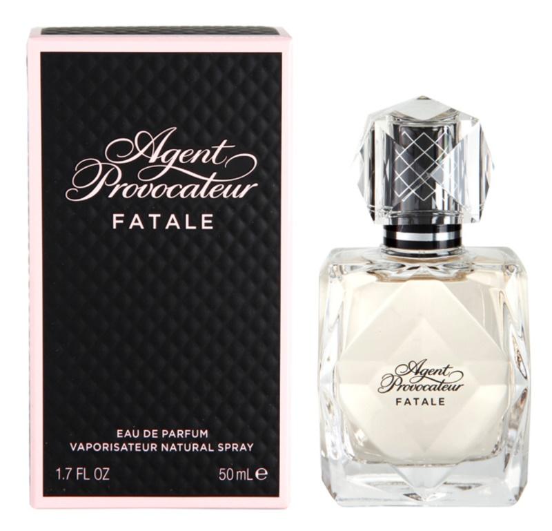 Agent Provocateur Fatale Eau de Parfum for Women 50 ml