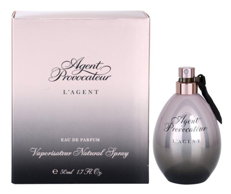 Agent Provocateur L´Agent Eau de Parfum für Damen 50 ml