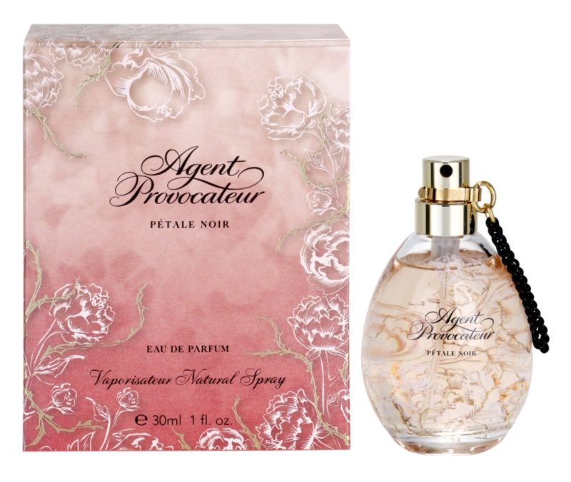 Agent Provocateur Petale Noir Eau de Parfum für Damen 30 ml