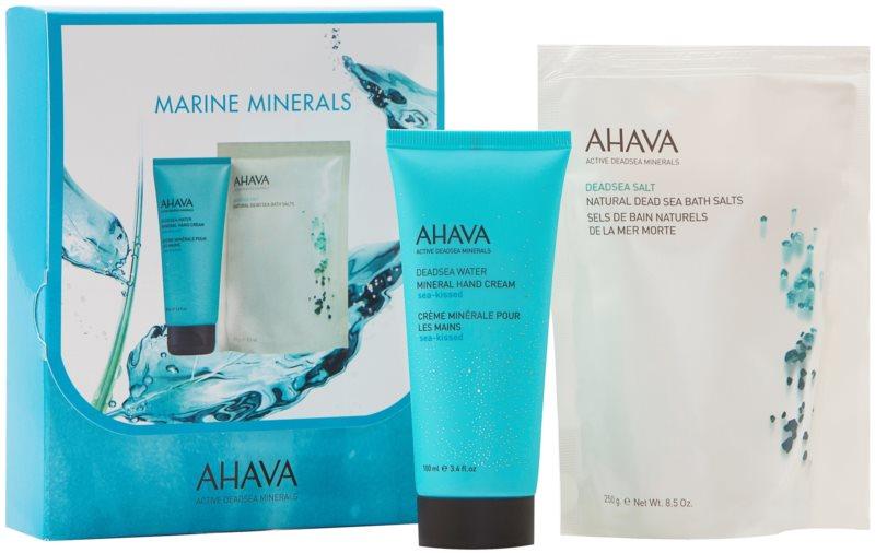 Ahava Marine Minerals kosmetická sada I.